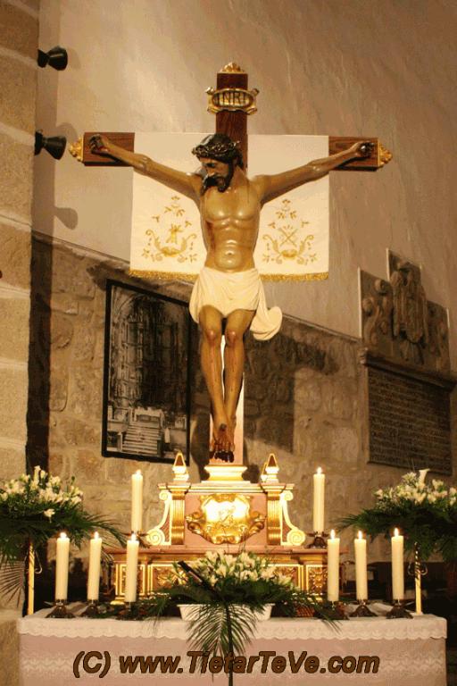 Cristo De Gracia - El Barraco