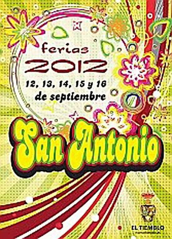 Ferias 2012 San Antonio El Tiemblo