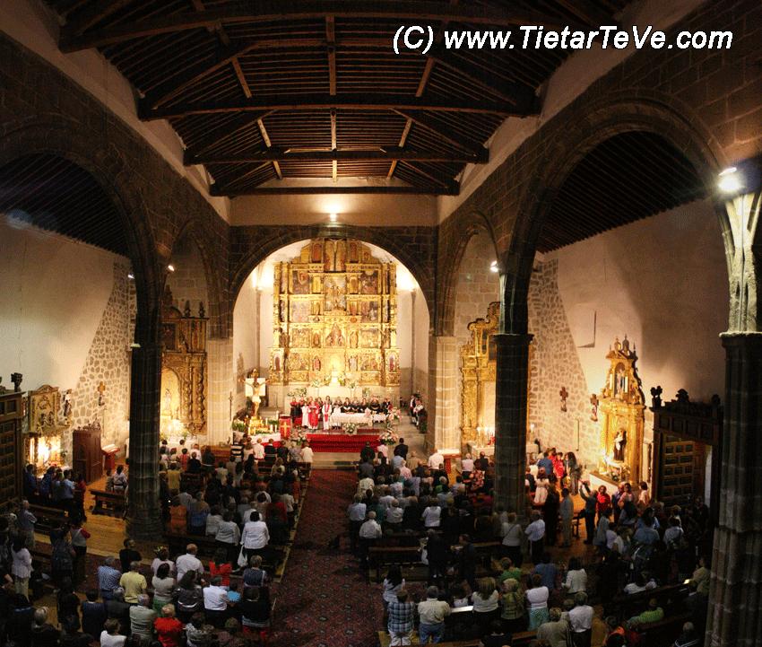 Iglesia de El Barraco