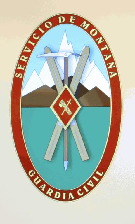 Logo Servicio Montaña Guardia Civil