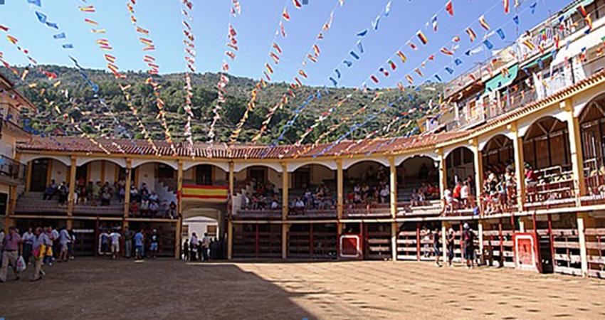 Plaza Toros de Pedro Bernardo