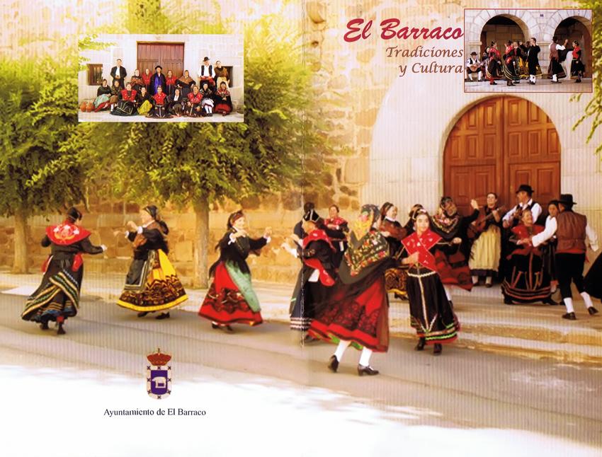 Portada DVD El Barraco: Tradiciones y Cultura