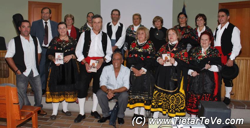 Presentacion Folklore El Barraco
