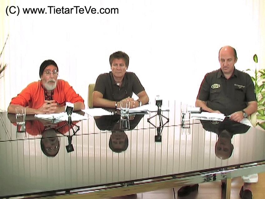 "Segundo programa de ""Tiempo de Tertulia"" de TiétarTeVe.com"