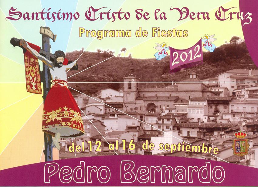 Fiestas de El Cristo de la Vera Cruz de Pedro Bernardo 2012
