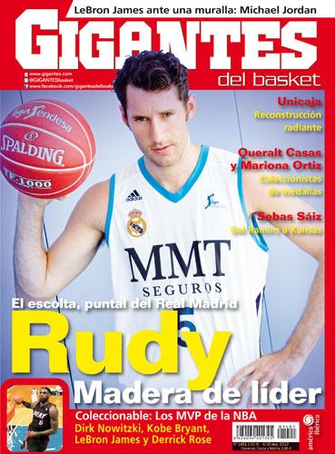 Portada Revista Gigantes nº 1401 - Del 4 al 10 de Septiembre de 2012