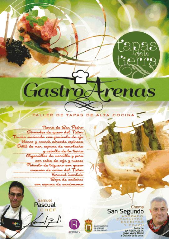 GastroArenas en Arenas de San Pedro