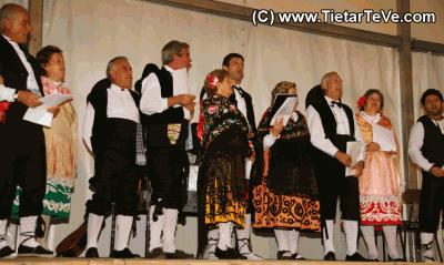 Grupo de Rondas de El Arenal