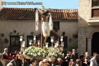 Procesión de El Santísimo Cristo de El Arenal