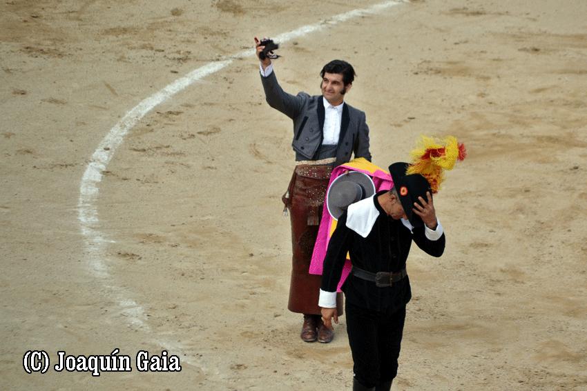 Morante de la Puebla en Arenas de San Pedro