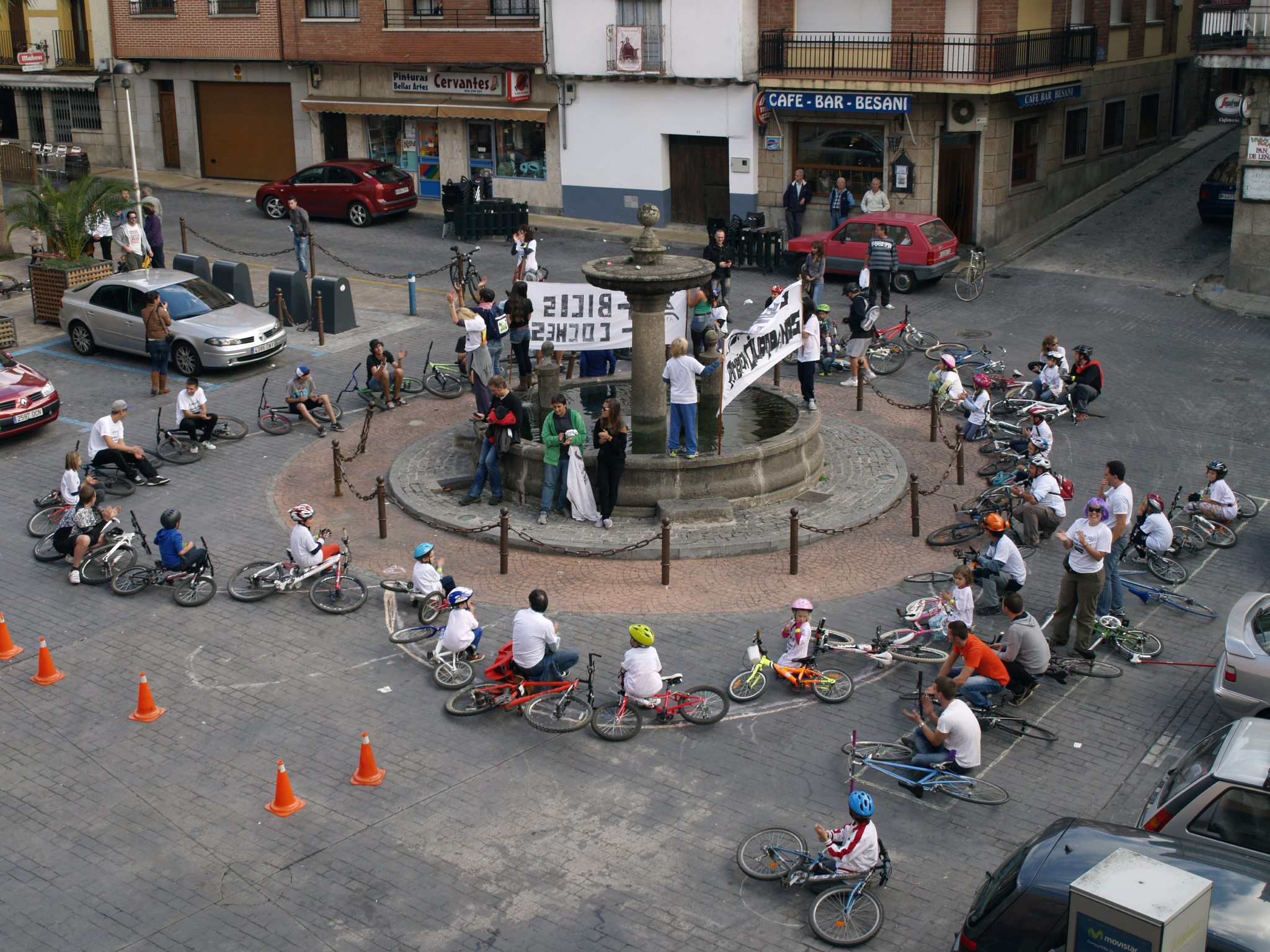 II Festival de la Bicicleta de Arenas de San Pedro - Foto Monia