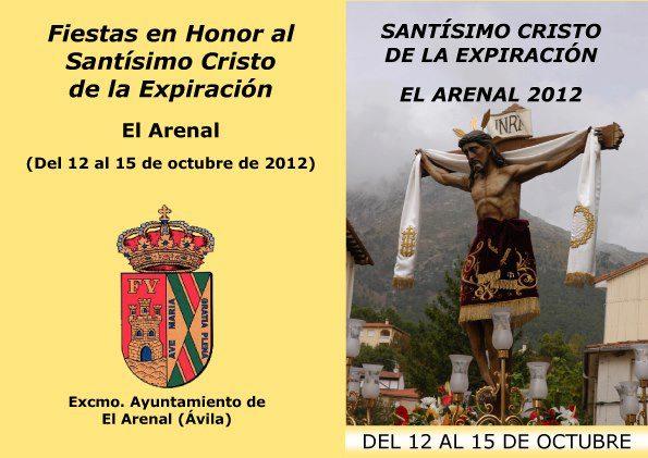 Fiestas en honor al Santísimo Cristo de la Expiración de El Arenal