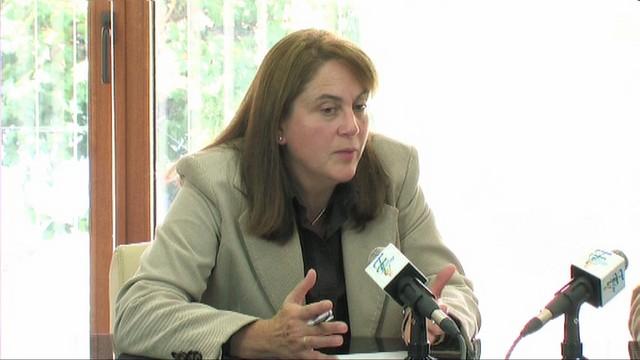 Caridad Galán alcaldesa de Arenas de San Pedro - TiétarTeVe