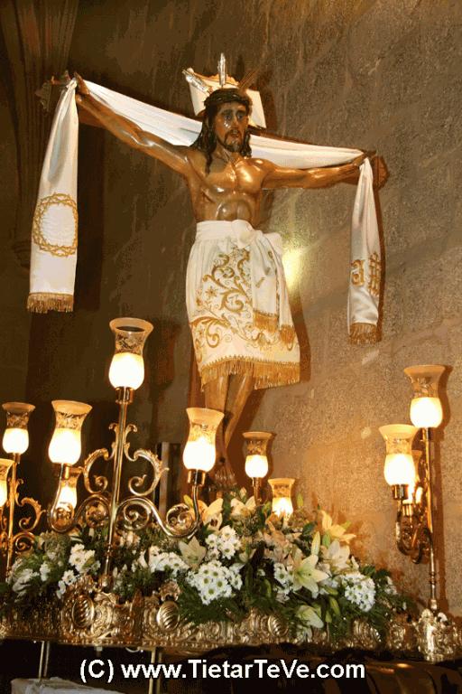 El Santísimo Cristo de la Expiración de El Arenal