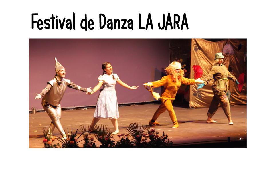 Centro de Danza La Jara de Arenas de San Pedro