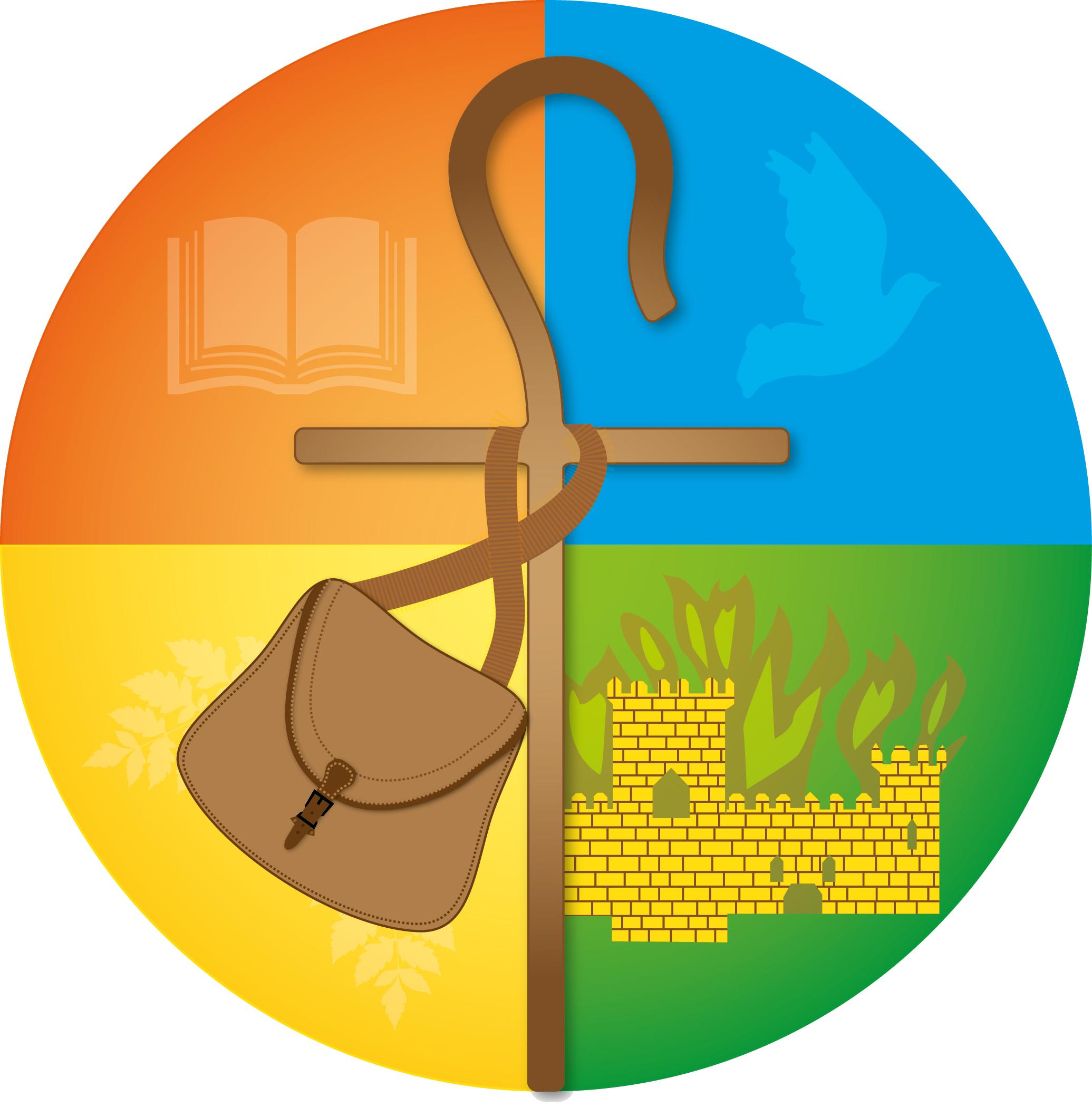 Logotipo del Colegio Divina Pastora