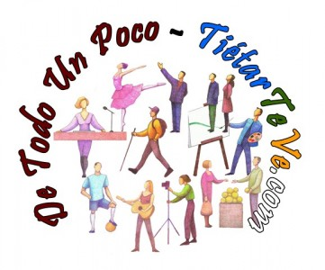 Logo De Todo Un Poco - TiétarTeVe.com