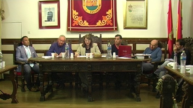 Pleno Extraordinario en Arenas de San Pedro - TiétarTeVe