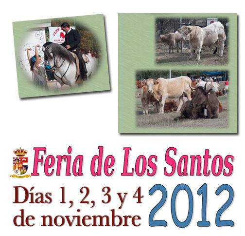 Feria de Los Santos en La Adrada 2012