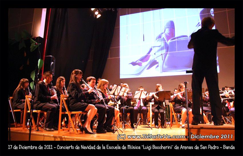 Banda Municipal de Música de Arenas de San Pedro - TiétarTeVe - TietarTeVe.com