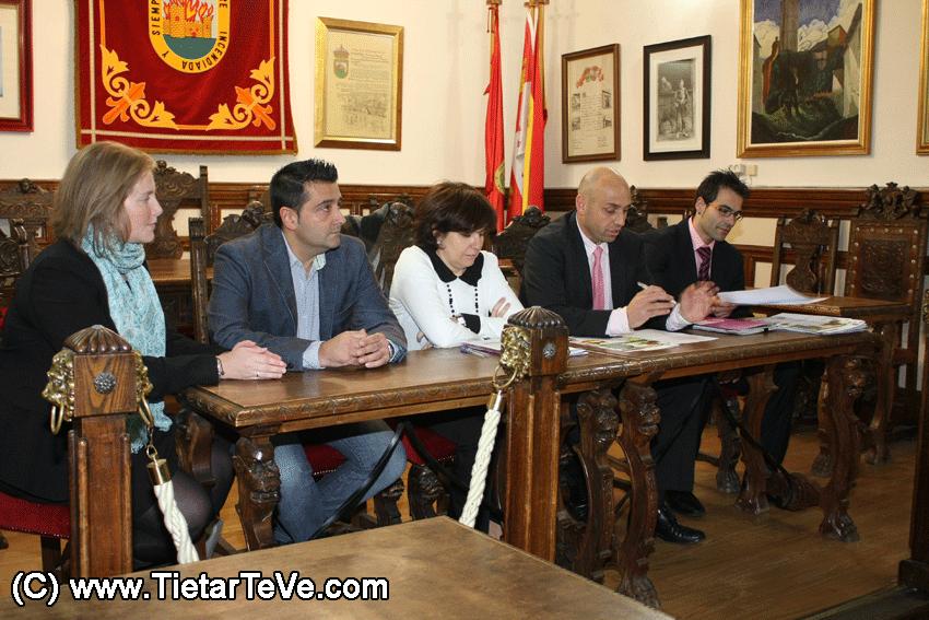 Presentación de GastroArenas en Arenas de San Pedro