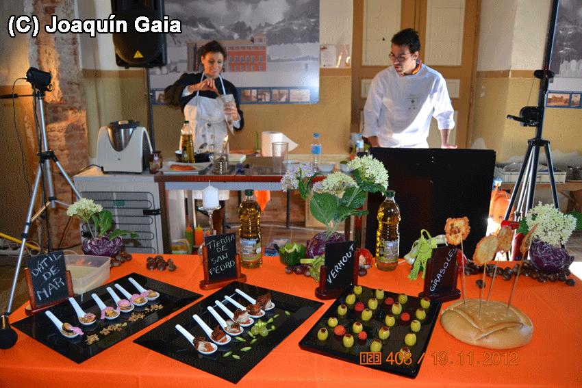 I GastroArenas - 19 de Noviembre de 2012 - Arenas de San Pedro - TiétarTeVe
