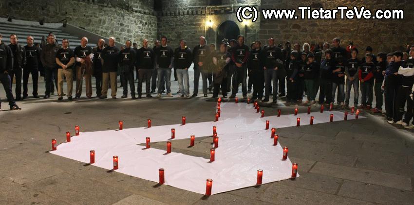 2012-11-25 Dia contra la Violencia de Género - Arenas de San Pedro - TiétarTeVe - TietarTeVe.com