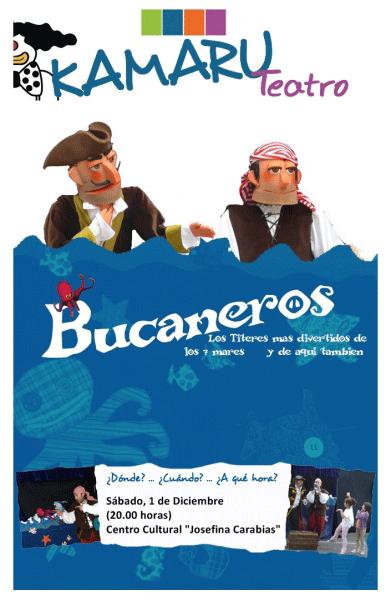 2012-12-01 Teatro Bucaneros Arenas de San Pedro - TiétarTeVe - TietarTeVe.com