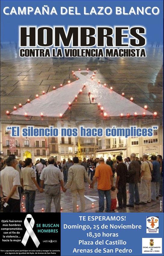 2012 Cartel Contra la Violencia de Género de Arenas de San Pedro - TiétarTeVe