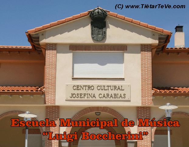 Centro Cultural Josefina Carabias de Arenas de San Pedro - TiétarTeVe - TietarTeVe.com