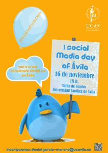 I Social Media Day de la UCAV de Ávila - TiétarTeVe