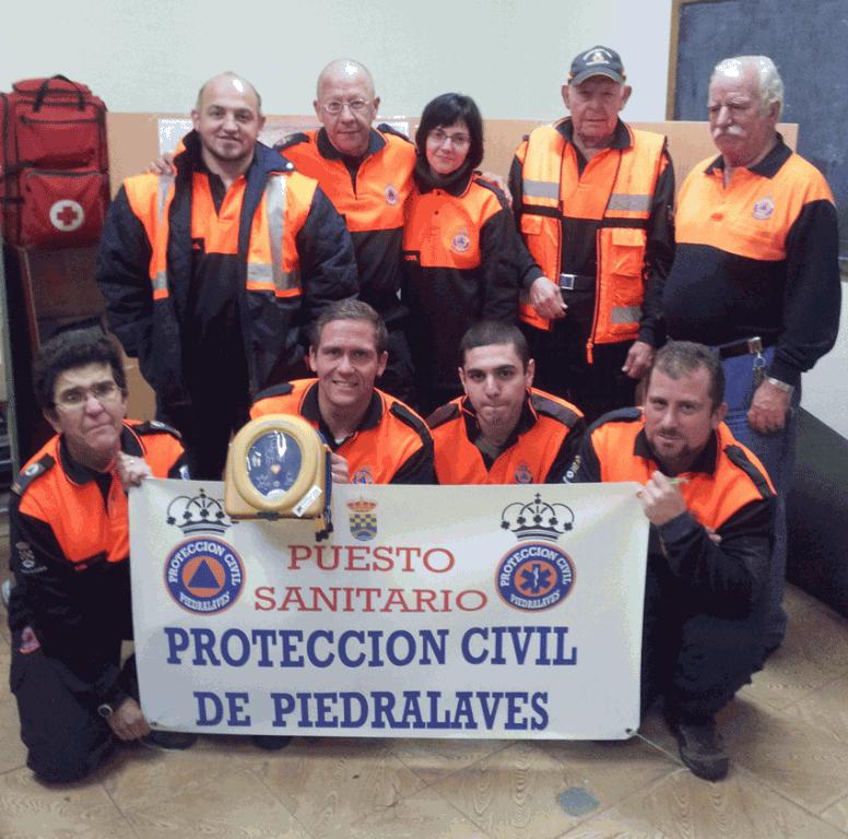 Protección Civil de Piedralaves