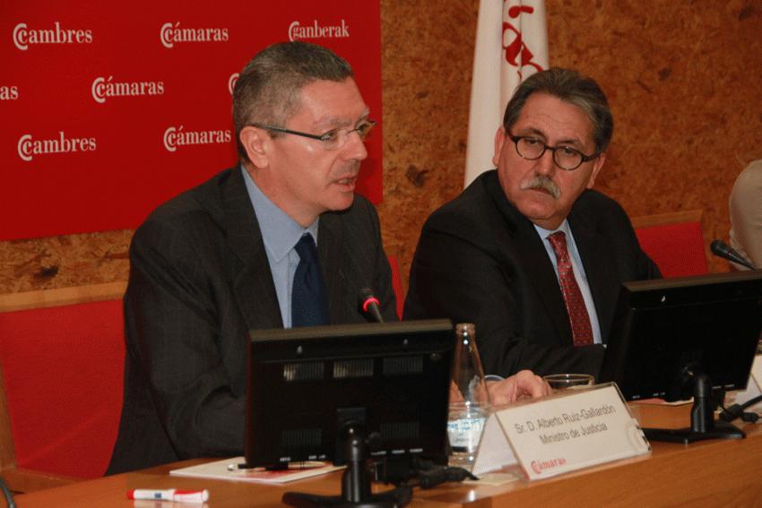 Servicio de Mediación de las Cámaras de Comercio - Ruiz Gallardón