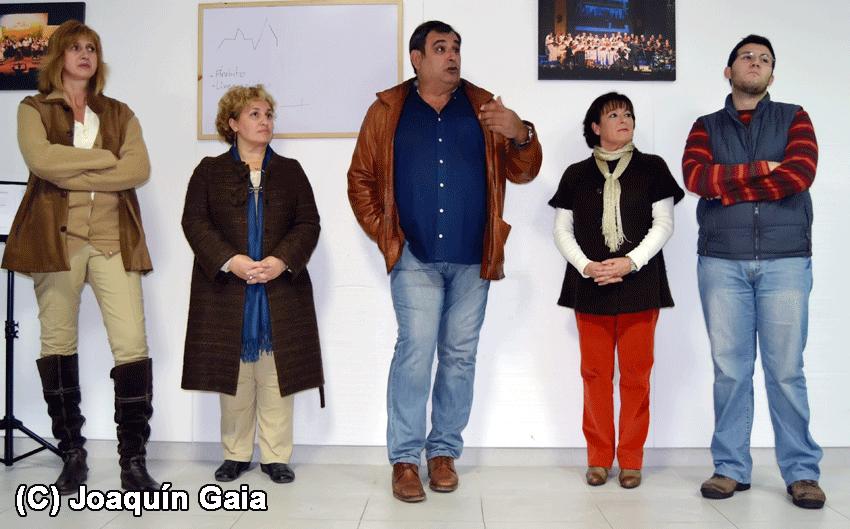 2012-11-30 Presentación Coral Voces de Gredos - (c) JoaquinGaia