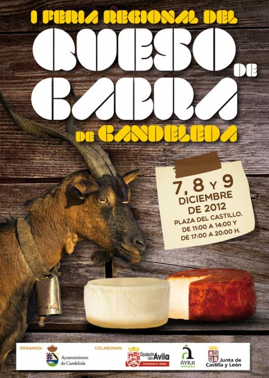 I Feria del Queso de Cabra de Candeleda - TiétarTeVe - TietarTeVe.com