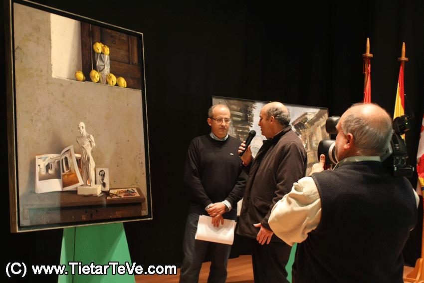 2012-12-07 XXXIII Premio Gredos de Pintura - Arenas de San Pedro - TiétarTeVe - TietarTeVe.com