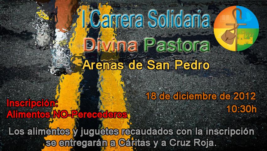 2012-12-18 I Carrera Solidaria Divina Pastora de Arenas de San Pedro