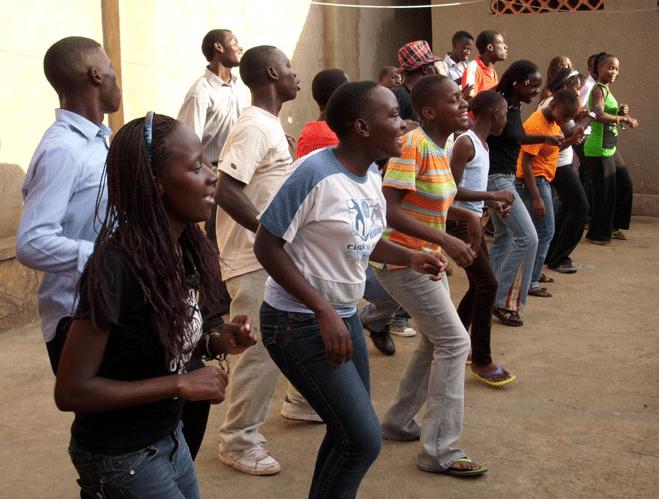 Música para Salvar Vidas - Uganda