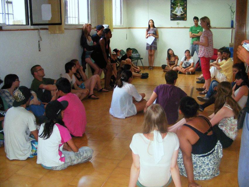 Asociación Jóvenes Solidarios de Arenas de San Pedro