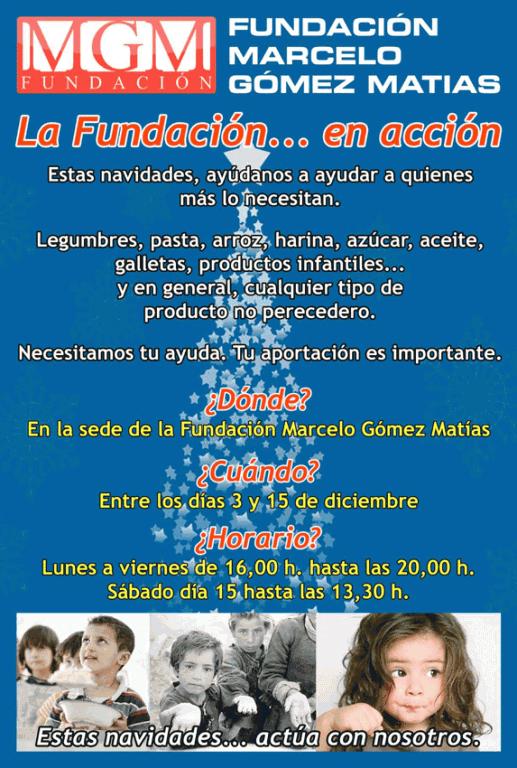 Fundación Marcelo Gómez Matías en Acción - Arenas de San Pedro - TiétarTeVe - TietarTeVe.com
