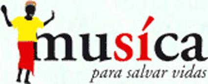 Logo Musica Para Salvar Vidas