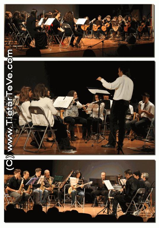 Concierto de Navidad de la Escuela Municipal de Música de Arenas de San Pedro