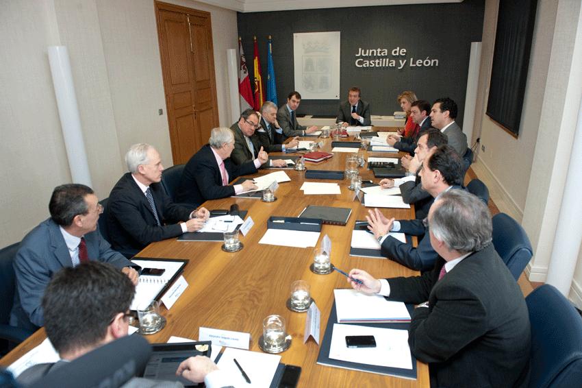2013-01-23 Modelo de Ordenación Territorial Junta de Castilla y León - TiétarTeVe.com