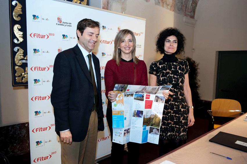 FITUR 2013 - Junta de Castilla y León - TiétarTeVe