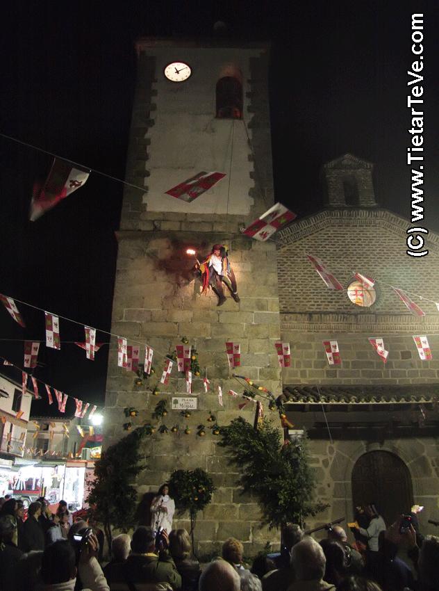 Fiestas en honor a San Sebastián en Poyales del Hoyo del 2010 - TiétarTeVe.com