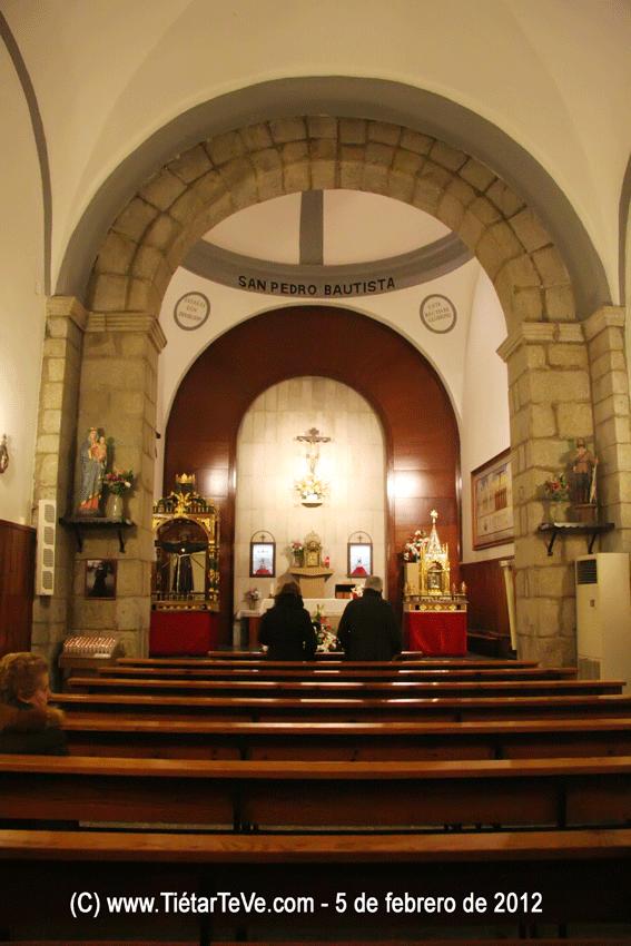 Capilla de San Pedro Bautista en San Esteban del Valle - TiétarTeVe.com