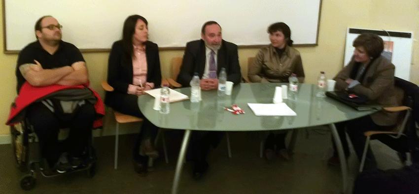 Gredos Único - 24 de enero de 2013 Conferencia-Debate Ecoturismo - Guisando
