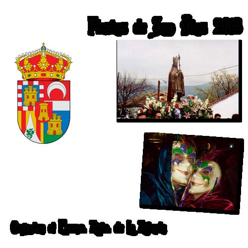 Fiestas de San Blas y Carnaval en La Adrada en febrero de 2013 - TiétarTeVe