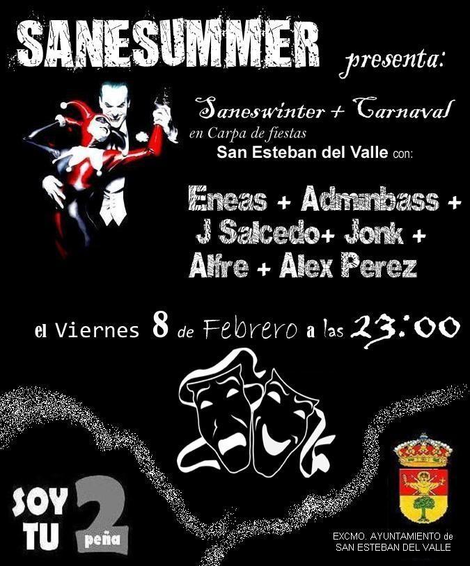 2013-02-08 SanESWinter Festival - San Esteban del Valle - TiétarTeVe.com