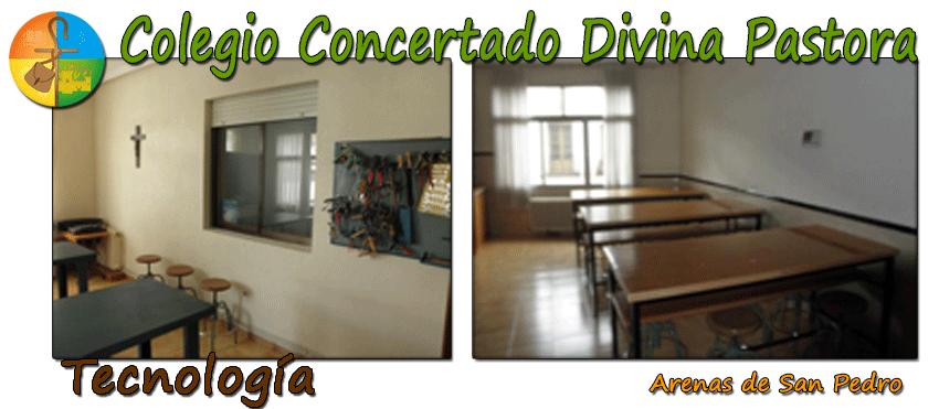 Colegio Divina Pastora de Arenas de San Pedro - Tecnología - TiétarTeVe